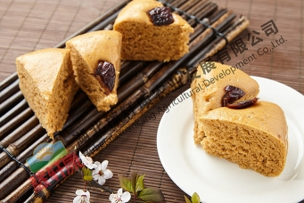 乐山红糖发糕